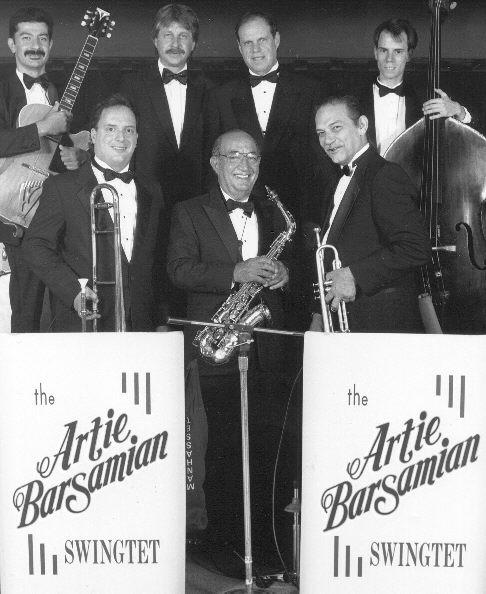 Artie Barsamian & His Orchestra - Destination Baghdad